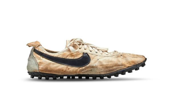 Nike-schoen gaat voor recordbedrag onder de hamer