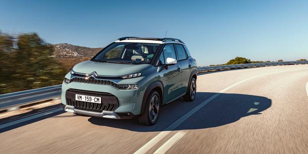 Le Citroën C3 Aircross devient plus expressif