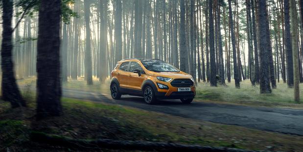 Tenue de loisir Outdoor pour le Ford Ecosport