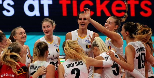 Quatrièmes de leur groupe, les Yellow Tigers affronteront l'Italie en 1/8e de finale