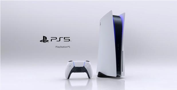Sony onhult design van de nieuwe PlayStation 5