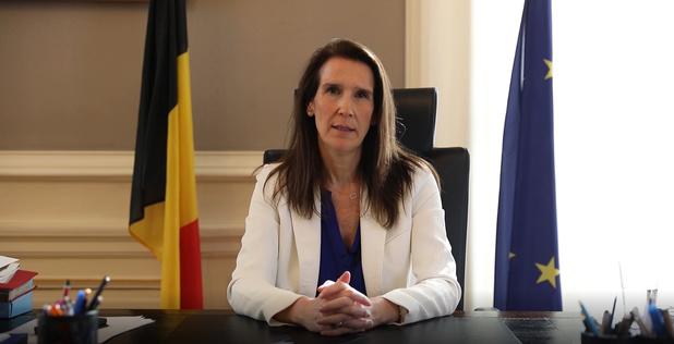 Wilmès: 'Cijfers geven hoop, maar we moeten ondanks alles blijven volhouden'