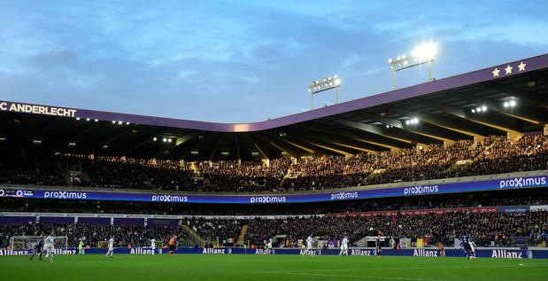 Le Lotto Park est le nouveau nom du stade d'Anderlecht