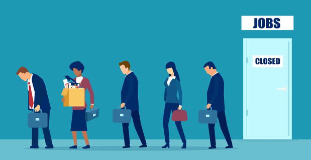 Le chômage temporaire sans doute prolongé jusqu'à la fin de l'année