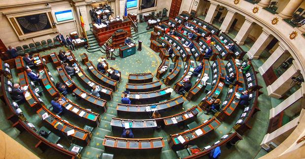 La Chambre a approuvé le budget 2021 après une séance marathon