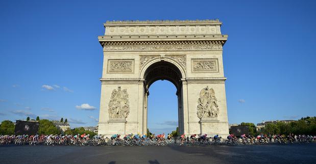 Tour de France: Le public limité à 5.000 spectateurs sur les Champs-Elysées dimanche