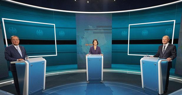 Onwaarschijnlijke comeback van sociaaldemocraten: Duitse verkiezingen op weg naar thriller