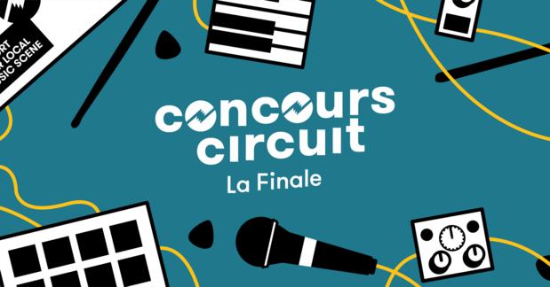 Le Concours Circuit reporte sa finale au 30 janvier 2021