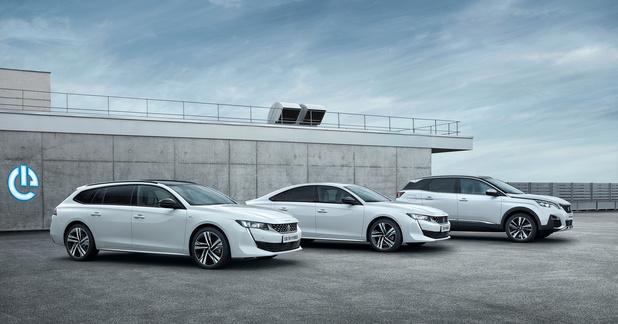 Peugeot start groot elektrisch offensief
