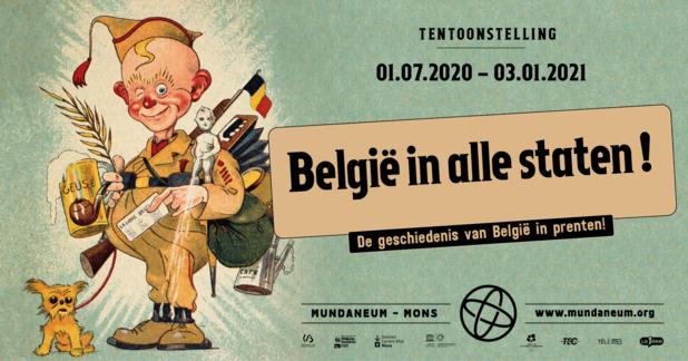 België in alle staten!