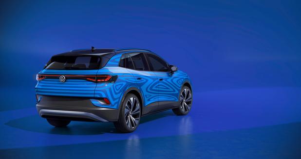 Volkswagen start productie van de ID.4 in Zwickau