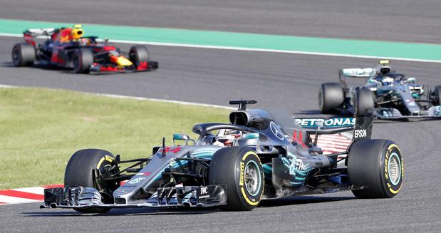 Quiz du jour: les pilotes de F1 depuis 2010
