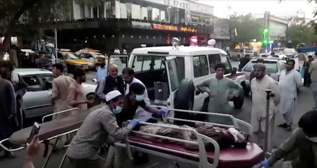 Attentats de Kaboul: Américains et talibans défiés (commentaire)