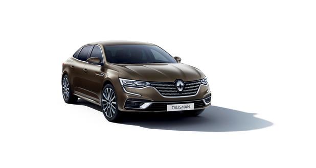 Renault Talisman krijgt meer comfort