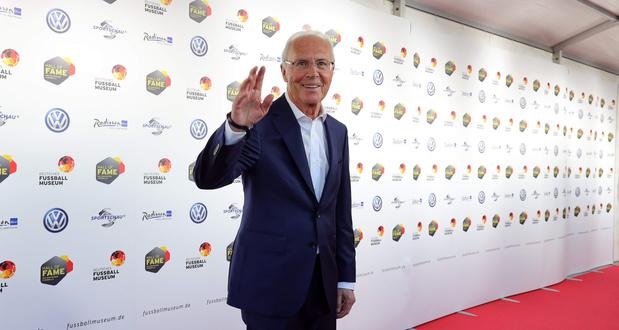 """Beckenbauer : """"Qu'est-ce que j'ai encore dit comme bêtises?"""""""