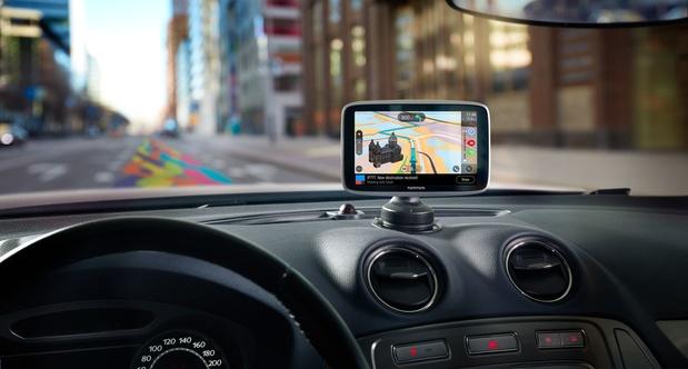 TomTom lance un nouveau système de navigation