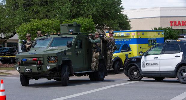 Ex-agent schiet drie mensen dood in Austin, Texas