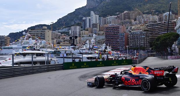 GP de Monaco: Max Verstappen s'impose et prend la tête du classement des pilotes