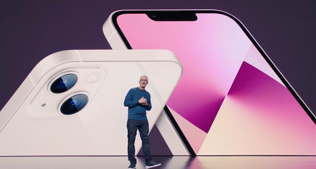 Apple réduit sa production d'iPhones face à la pénurie de puces