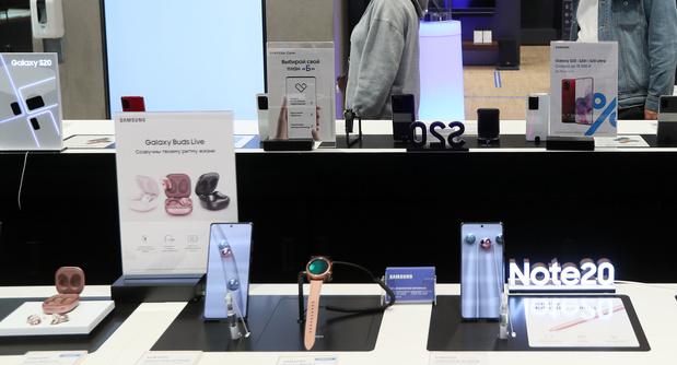 Review: Aan de slag met het 'ecosysteem' van Samsung