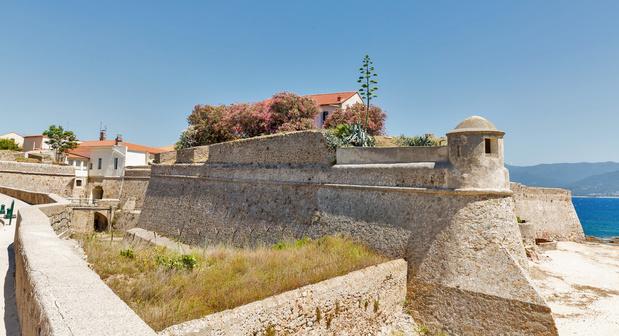 La citadelle d'Ajaccio ouvre ses portes au public, une première depuis 1492