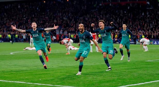 Ajax-Tottenham: de l'émotion à l'état pur! (vidéos)