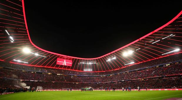 Allemagne: les stades pourraient rester vides pendant plus d'un an