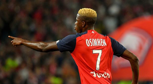 Victor Osimhen (ex-Charleroi) quitte Lille pour Naples