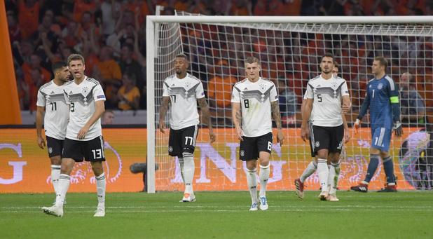 L'Allemagne peut-elle vraiment se passer de Müller, Boateng et Hummels?