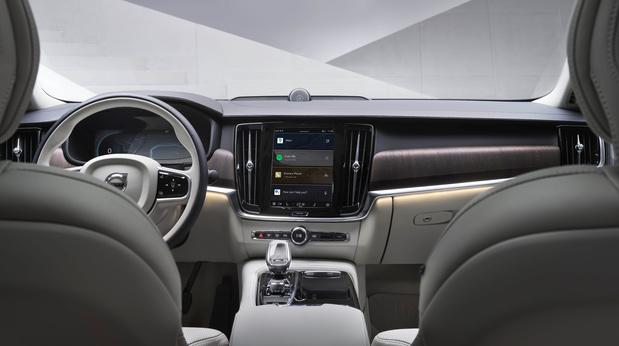 Volvo élargit la présence de Google dans sa gamme