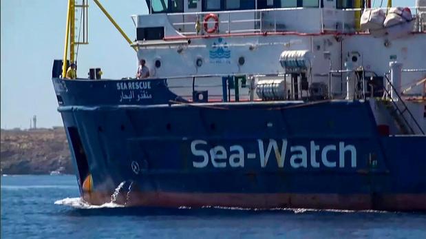 Le Sea-Watch 3 reprend ses efforts de secours en Méditerranée