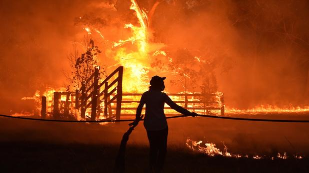 Le Rallye d'Australie annulé en raison des incendies