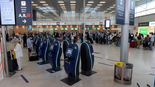 """Les aéroports européens veulent des mesures d'aide """"urgentes"""""""