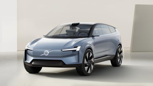 Volvo Concept Recharge: le style des Volvo de demain