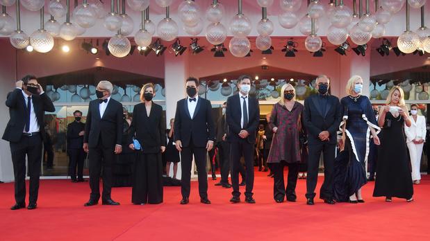 """Miracle à Venise: nos impressions sur la première journée du premier festival ciné """"post-covid"""""""