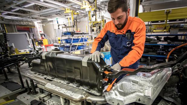 Un châssis-batterie pour 800 km d'autonomie ?
