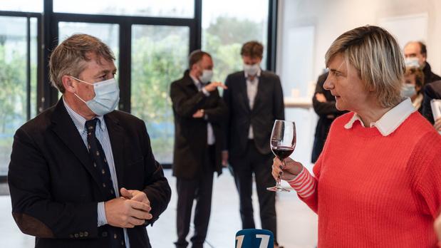 Vlaanderen produceerde 1,1 miljoen flessen wijn in 2020
