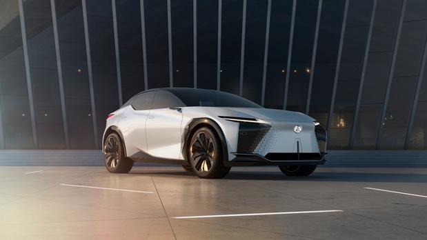 LF-Z, l'intention électrique de Lexus