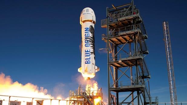Le directeur d'Amazon, Jeff Bezos, ira en personne dans l'espace en juillet