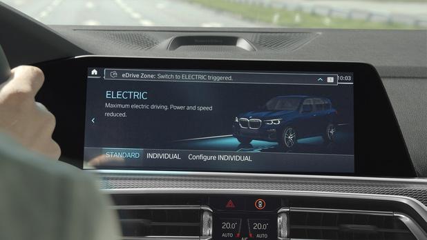 BMW introduceert geofencing voor zijn hybrides