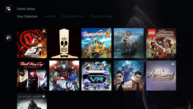 PS5 vous permet de stocker des jeux en externe, mais pas d'y jouer