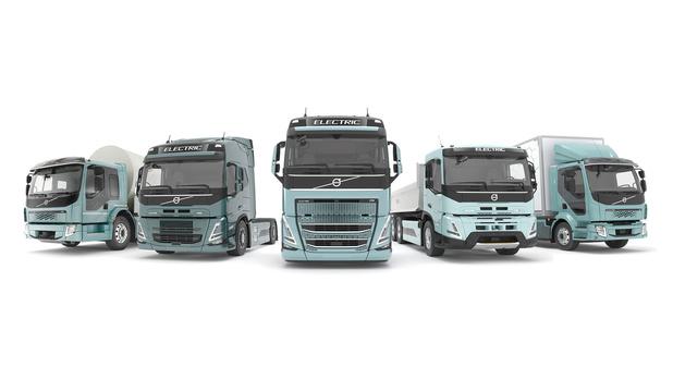 Volvo Trucks lancera l'année prochaine une gamme électrique complète