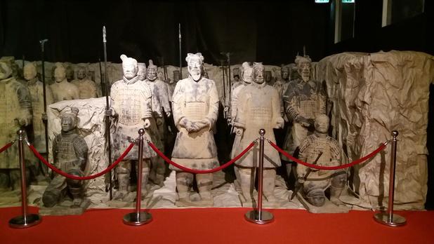 Het Terracottaleger van Keizer Qin
