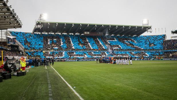 Le Club Bruges va construire un nouveau stade de 40.000 places!