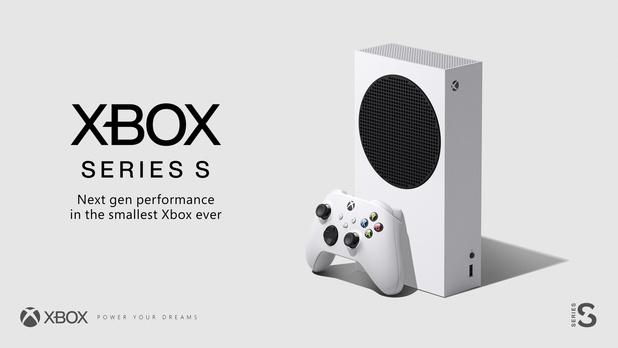 Microsoft exhibe la mini-Xbox Series S à 299 dollars