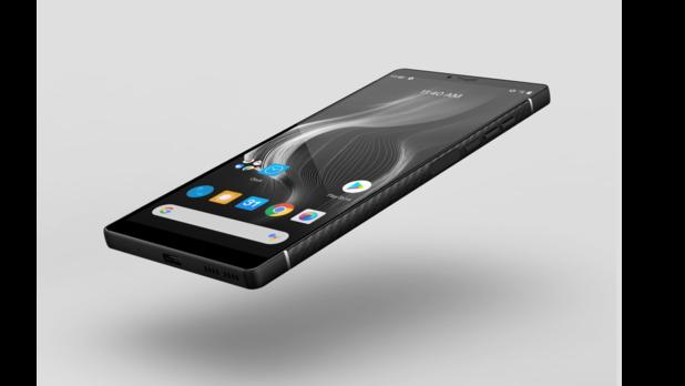 Carbon Mobile introduceert vederlichte smartphone van koolstofvezel
