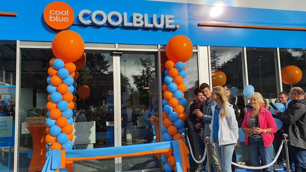 Coolblue ouvre son plus grand magasin en Belgique près de Gand, avant Bruxelles en 2020