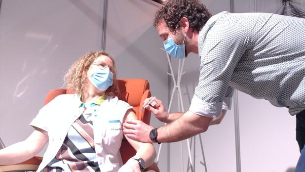 Vaccination: la plateforme fédérale Doclr à Bruxelles mise suspendue