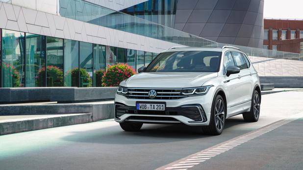 Volkswagen Tiguan Allspace : un peu plus de standing