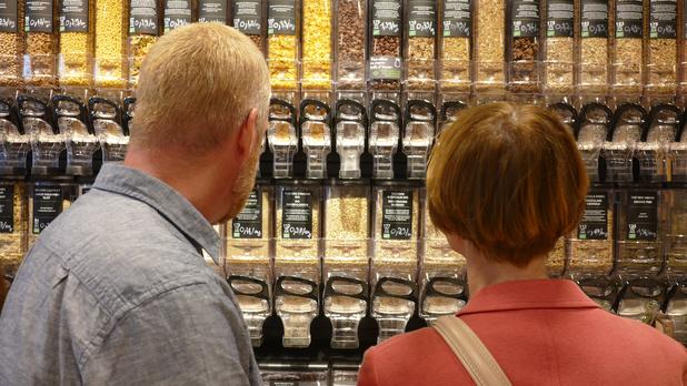 Eerste bio-Carrefour opent deuren in Brussel